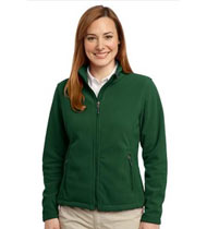 L217-Port-Authority--Ladies-Value-Fleece-Jacket