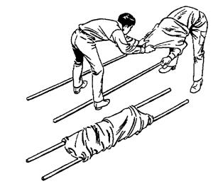 Improvised Stretcher
